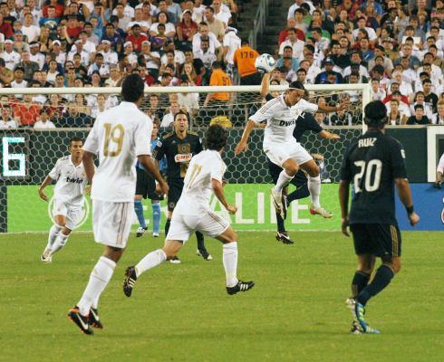 Real Madrid Foto archivo,Spanish News Service