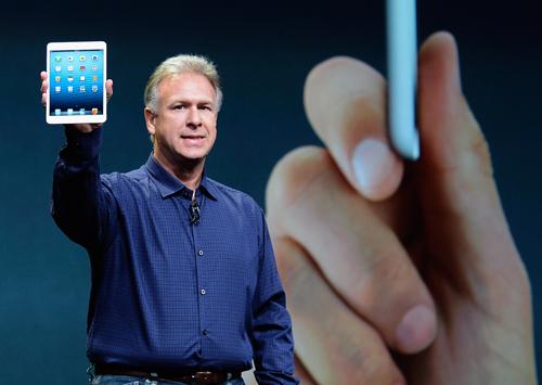 Lanza Apple mini iPad