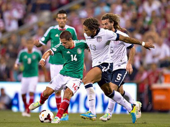 México pierde ante ante Estados Unidos