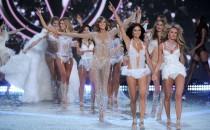 Los ángeles de Victoria's  Secret en Nueva York