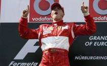 Michael Schumacher sale de coma