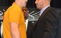 Golovkin  vs. Lemieux  unifican sus titulos previo a la pelea en EL MSG