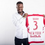 New York Red Bulls transferencia completa del Defensor Gedeón Baah