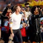 Beyoncé, Coldplay y Bruno Mars brillaron en el super Bowl
