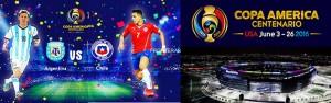 Argentina VS. Chile MetLife Stadium
