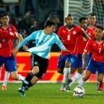 Argentina y Chile, se enfrentan esta noche en el Metlife Stadium