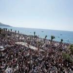 Rinden homenaje a víctimas de ataque en Niza