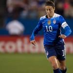 EE.UU oficializó convocatoria Selección femenina para Río 2016