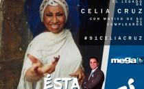"""""""ESTA NOCHE SÍ"""" CON LIETER LEDESMA PRESENTA UN ESPECIAL DE CELIA CRUZ"""