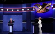 Momentos clave del último debate entre Clinton y Trump