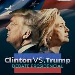 Megatv presenta cobertura especial en vivo del tercer debate presidencial Hillary Clinton VS.Donald Trump