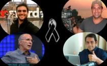 Ellos son los 20 periodistas que fallecieron acompañando al club Chapecoense