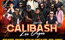 Calibash el Concierto Latino más grande en la historia de las Vegas