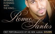 Romeo Santos llega a la Gran Manzana en una serie de conciertos