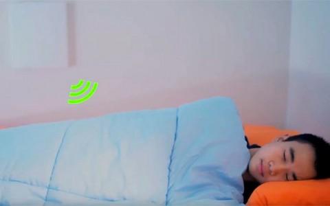 ¿Cómo se puede usar la red wifi para monitorear el sueño?